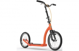 Swifty scooter SwiftyONE MK3 Vibrant Orange and Black (2016)