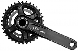 Shimano Deore FC-M6000-2 (34/24T)